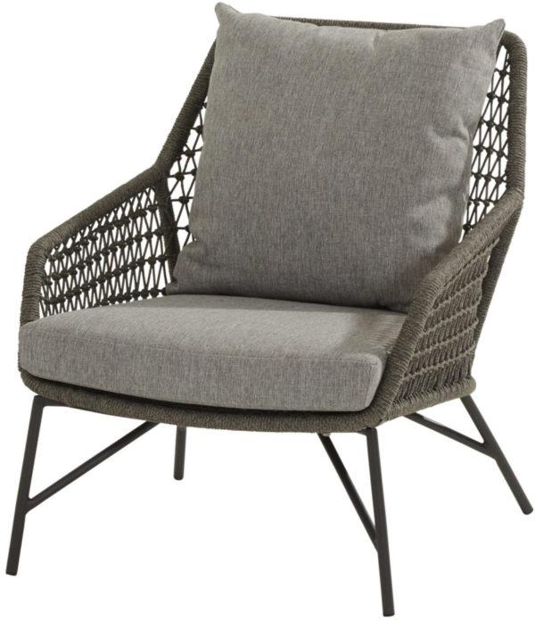 BABYLON Кресло серый