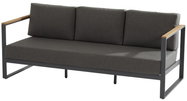 Уличный диван MONTIGO Matt Carbon