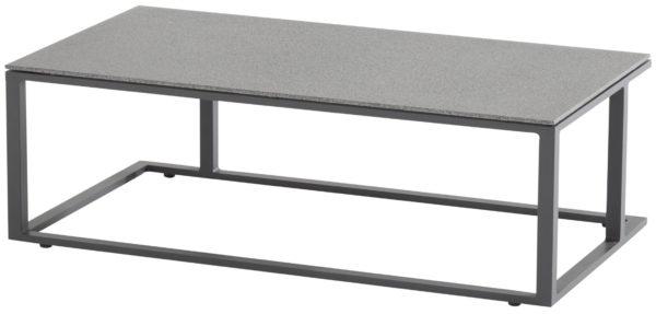 MONTIGO Стол кофейный 110х60 см, темно-серый