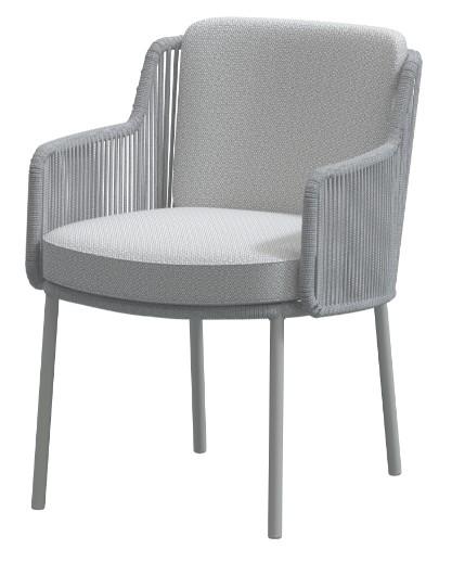 стул BERNINI белый