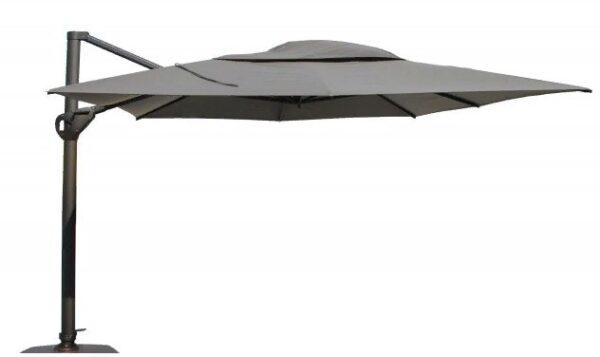зонт антрацит HACIENDA темно-серый