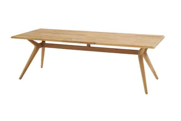 BELAIR Стол обеденный из тикового дерева
